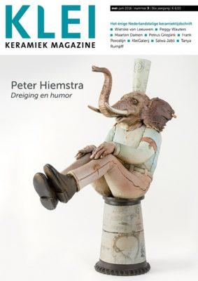 1, KLEI keramiek magazine 2016-3 | mei - juni 2016